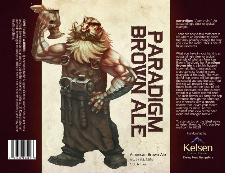 Paradigm Brown Ale